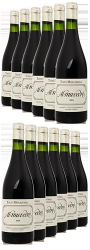 Al Muvedre, Vino Alicante, tinto  (12 Flaschen)