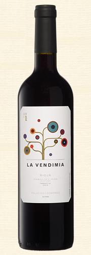 """Palacios, """"La Vendimia"""", Rioja tinto 2011"""