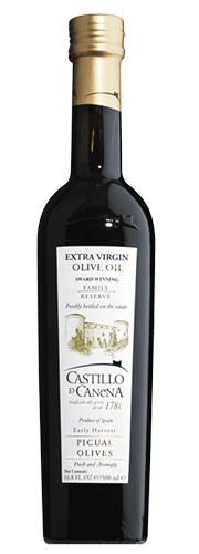 Canena, Variedad Picual Reserva Familiar, Extra Virgin Olive Oil