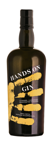 """""""Hands On"""" Gin"""