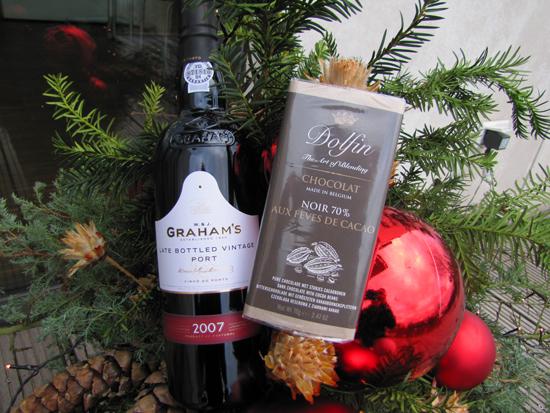 Portwein, Weihnachten