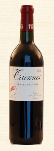 Triennes, Les Auréliens, VdP du Var rouge