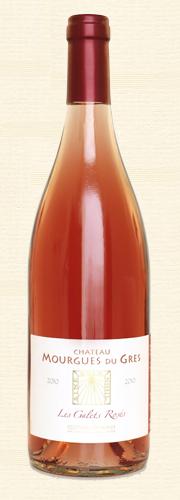 """Mourgues du Grès, """"Les Galets Rosés"""", rosé"""