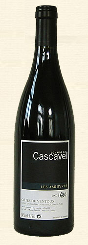 "Cascavel, ""Les Amidyves"", rouge 2000"