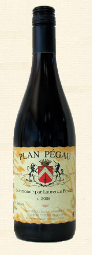 "Pégau, Pégau, ""Plan Pégau"", Vin de Table rouge 2006"