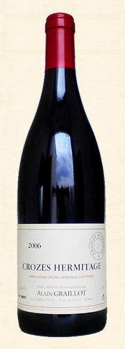 Graillot, Crozes-Hermitage, rouge 2006