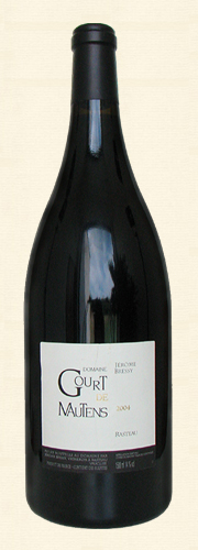 Gourt de Mautens, CdR Villages rouge, Magnum 2004