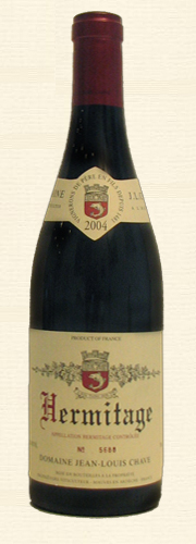 Chave, Hermitage, rouge 2004