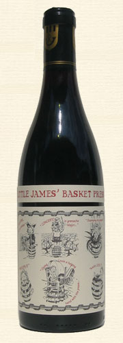Saint Cosme, Little James, VdT rouge (PK) 2005