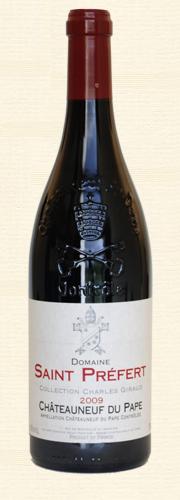 Domaine Saint Préfert, Cuvée Charles Giraud, rouge