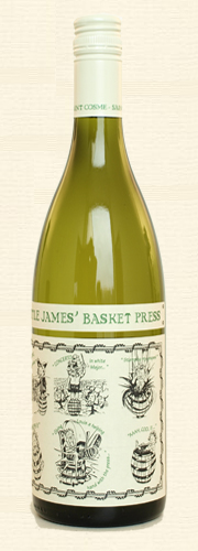 Saint Cosme, Little James, VdP d'Oc, blanc 2010