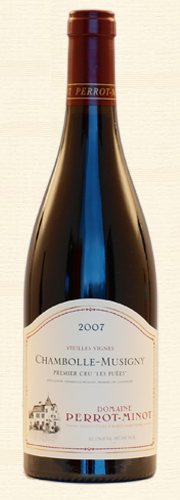 "Perrot-Minot, Chambolle-Musigny 1er Cru ""Les Fuées"", rouge 2007"