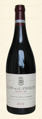 Lambrays, Clos des Lambrays Grand Cru rouge 2001