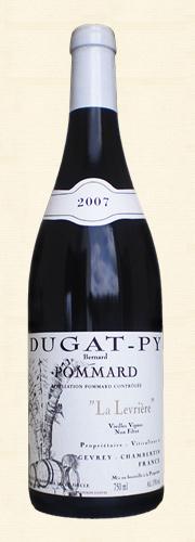 """Dugat-Py, Pommard """"La Levrière"""" Vieilles Vignes, rouge"""