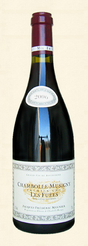 "Mugnier, Chambolle Musigny 1er Cru ""Les Fuées"", rouge 2006"