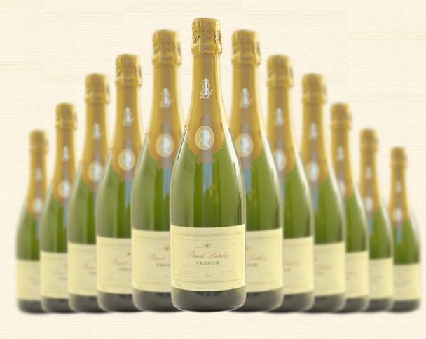 Bouvet-Ladubay, Cuvée Trésor Blanc Brut (12 Flaschen)