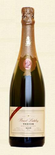 Bouvet-Ladubay, Cuvée Trésor Rosé Brut