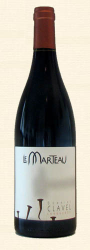 Pierre Clavel, Pierre Clavel, Le Marteau, rouge 2005