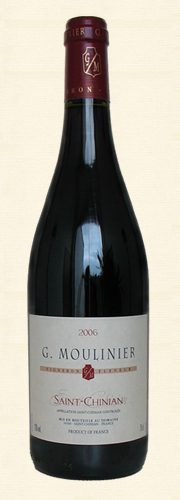 "Moulinier, ""Tradition"", rouge 2006"