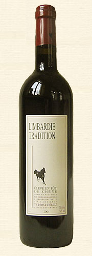 Limbardié, Tradition, rouge 2001