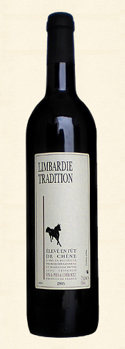 Limbardié, Tradition, rouge 2005