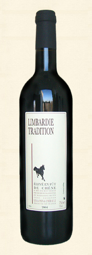 Limbardié, Tradition, rouge