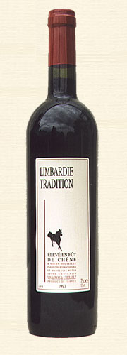 Limbardié, Tradition, rouge 1997