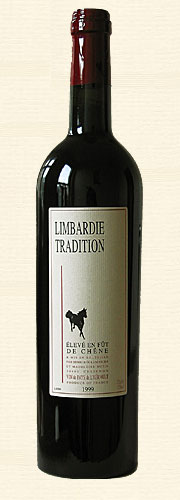 Limbardié, Tradition, rouge 1999