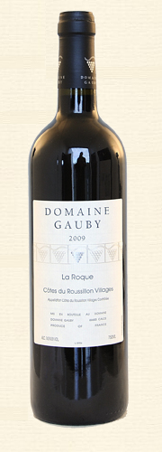 "Gauby, ""La Roque"", rouge"