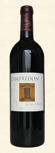 "Chabanon, Font Caude, ""Campredon"", rouge 2004"