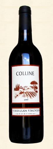"""Magellan, Colline """"Vieilles Vignes"""", VdP Cotes de Thongue rouge"""