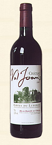 Val Joanis, Château Val Joanis, rouge 1997