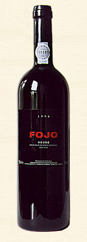 "Quinta do Fojo, ""Fojo Tinto"" 1996"
