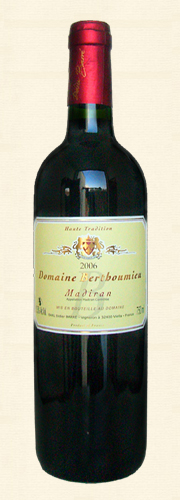 Berthoumieu, Haute Tradition, rouge 2006