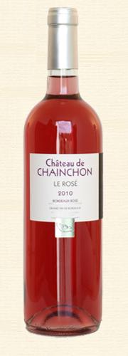 Chainchon, Le Rosé de Chainchon, rosé (PK)