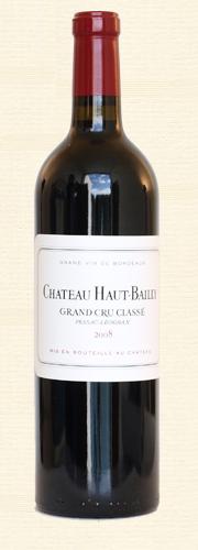 Château Haut-Bailly, Pessac-Léognan cru classé rouge