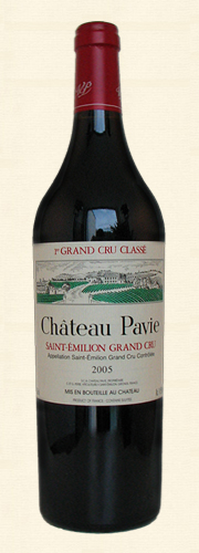 Pavie, Château Pavie, Saint-Émilion Grand Cru Classé rouge 2005