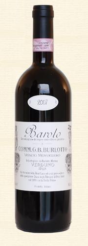 "Burlotto, Barolo ""Monvigliero"", rosso"