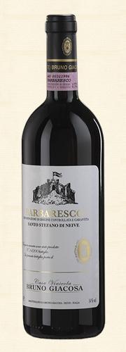 """Giacosa, Barbaresco """"Santo Stefano di Neive"""", rosso"""