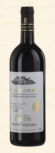 """Giacosa, Dolcetto d'Alba """"Faletto di Serralunga"""", rosso"""
