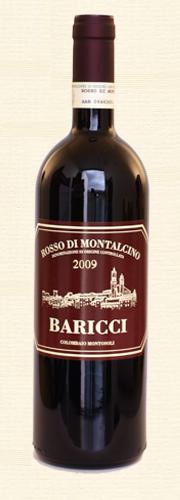 Baricci, Rosso di Montalcino