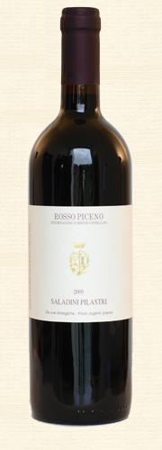 Saladini Pilastri, Rosso Piceno