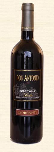"""Morgante, """"Don Antonio"""", rosso"""