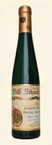 Schaefer, Graacher Domprobst, Riesling Beerenauslese