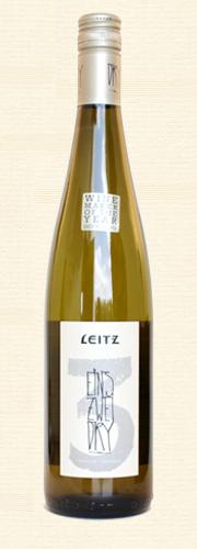 """Leitz, """"Eins, Zwei, dry"""" Rheingau Riesling trocken (DV)"""