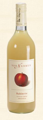 Van Nahmen, Rubinette, Sortenreiner Apfelsaft (100% Direktsaft)