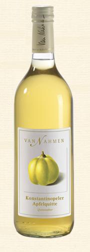 Van Nahmen, Konstantinopeler Apfelquitte