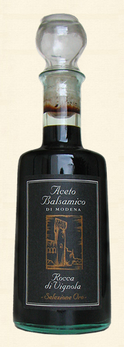 """Rocca di Vignola, Balsamico Premium 3.0 """"Selezione Oro"""" (3 Jahre gereift)"""