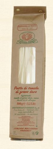 Rustichella d'Abruzzo, Pappardelle rigate