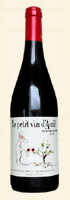 Clos des Papes, Le Petit Vin d'Avril, Vin de Table, rouge